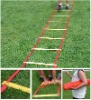 #FSL10 Flat Speed Agility Ladder