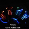 colorful led shoelace