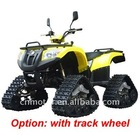 500CC 4WD CVT QUAD Bike with EEC