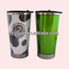 300ml stinless steel auto mug,stainless steel beer cup,travel mug