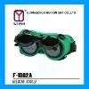 F-1002A Green Safty Welding Goggle