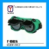 F-1002A Green Safty Welding Goggle