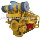 6000 Diesel engine