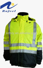 High Visiblity Two Tone 5 in 1 Jacket