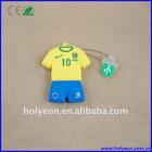 Fashion Football Clothes USB Flash Memory