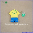 Fashion Football Clothes USB Flash Memory