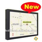 19 inch lcd ad