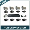 4 Channel H.264 CCTV Package