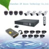 Full CCTV KITS with 8CH indoor/Outdoor Cameras