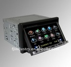 7 Inch Touch screen Car DVD Player with GPS + DVB-T (Road Warrior)