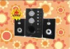 2.1multimedia speaker system with usb/sd function
