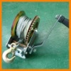 Hand wire rope winch