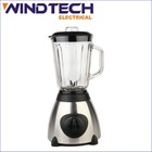 electric blender with glass jar