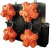 55kw -4500kw marine gearbox for dredger
