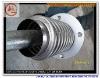Stainless steel flexible bellows compensator