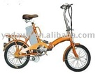 EEC DLEVF1006 250W BRUSHLESS V BRAKE FOLDABLE E-BIKE