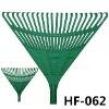Plastic leaf tool