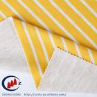 yarn dyed stripe double fabric