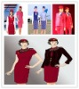 fashion design airline uniform