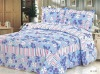 hot sell printed quilt stock