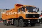3138K\Dump Truck\8x4