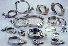 Sanitary Tri Clamp Fittings ( 3A,DIN,SMS,ISO,RJT,DS,BS)