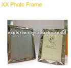 4*6 metal stainless steel photo frame