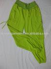 Lady's Single Jersey Cotton Harem Pants