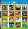 Hot sale! 3DS multi game cards 275 in 1 For DS/DSI/DSXL/3DS