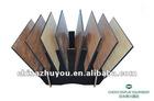 Small Wooden Floor Display Rack ZYW-004