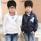 2013 Latest Winter Kid Clothes High Quality Jacket Model Warm Cotton-padded Jacket