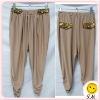 2012 Women's Harem Pants 8258-3