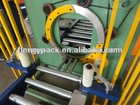 H21-H profile/section stretch wrapping machine