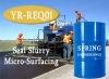 YH-REQ01 Emulsifier for cationic slow break quick-setting asphalt emulsions.