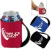 Neoprene Can Cooler with easy carrier