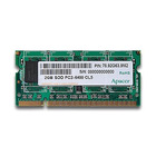 Apacer Notebook Memory SO-DIMM( DDR2 800 ,PC-6400)