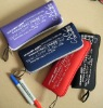 neoprene promotional pencile pouch