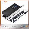 2012 Newest Automatic 90w Universal Laptop AC Adapter with LCD display and USB port