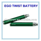 Factory price newest joytech ego-c twist battery
