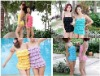 7 Colours One Piece 0046 Monokini Swimsuit Swimwear M L XL