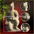 130cm Chinese terracotta warriors statue