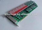 New Generation 24 FXS FXO Dual Module PCI Asterisk Card
