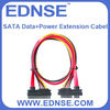 EDNSE SATA Data+Power Extension Cable