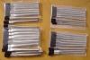 Multi-purpose acid tin flux brushes