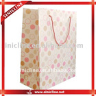 OEM non-woven packeging paper customized bag