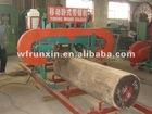 horizontal portable band sawmill(MJ1000/1300/1600)