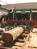 horizontal portable band sawmill(MJ1000/1300/1600)