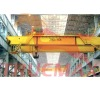 double beam overhead crane with hook