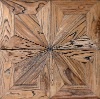 art parquet floor UV coated Bronze Age
