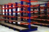 Used in Outdoor Hot Galvanized Storage Cantilever Racking